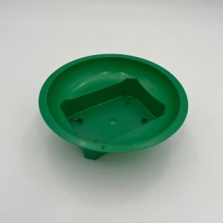 Container Half Round Green - Malaysia