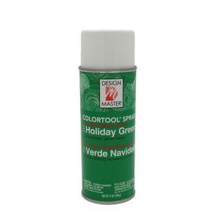 Design Master Colour Spray Holiday Green 12 OZ - Malaysia