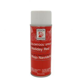 Design Master Colour Spray Holiday Red 12 OZ - Malaysia